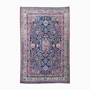 Handgefertigter orientalischer Vintage Teppich, 1920er
