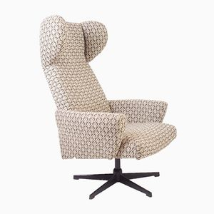 Wing Swivel Chair, 1970s