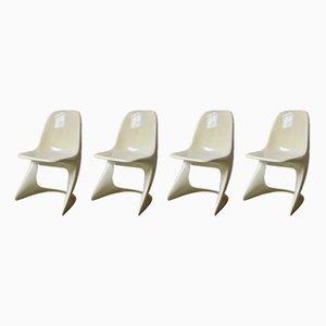 Vintage Modell 2004/2005 Casalino Stühle von Alexander Begge für Casala, 4er Set