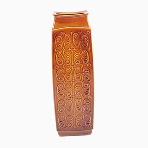 Jarrón de cerámica de Ditmar Urbach, años 60