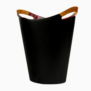 Vintage Wastepaper Basket by Finn Juhl & Grethe Bang for Torben Ørskov