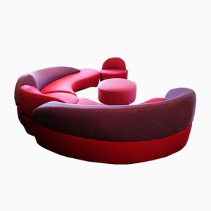 Sectional Comet Sofa by Vladimir Kagan for Roche Bobois, 2000s