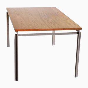 Tavolo da lavoro o scrivania PK 53 di Poul Kjærholm per E. Kold Christensen, anni '50