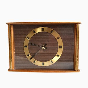 Vintage Hermle Desk Or Wall Clock from Haid, 1960s