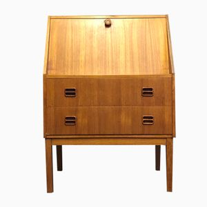 Mid-Century Danish Teak Writing Bureau