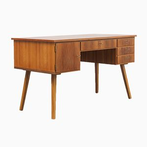 Caucasian Walnut Desk, 1950s