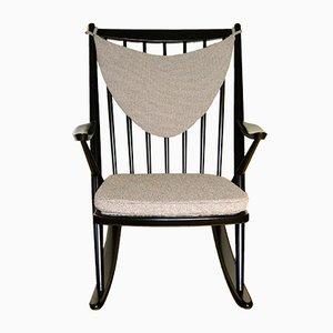 Rocking Chair 182 par Frank Reenskaug pour Bramin, 1950s