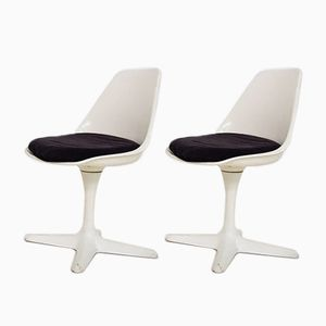 Model 115 Dining Chairs by Maurice Burke for Arkana, 1965, Set of 2