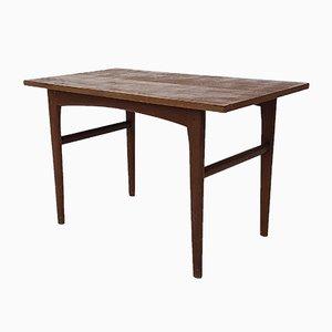 Dutch Teak Side Table, 1960s
