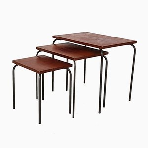 Vintage Nesting Tables, 1960s