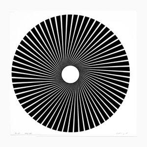 Sérigraphie Op Art Panderma Edition par Wolfgang Ludwig, 1968