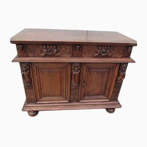 17th Century Walnut Buffet