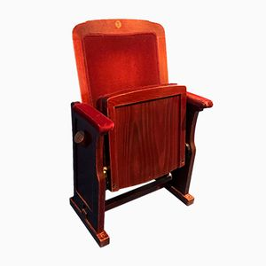 Vintage Germany Cinema Seat, 1920s