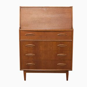 Teak Secretaire from Jentique, 1960s