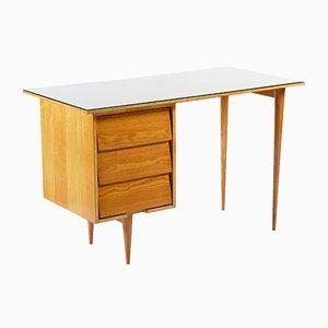 Mid-Century Schreibtisch aus Eschenholz von Knoll Inc., 1958