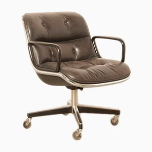 Vintage Executive Chair by Charles Pollock for Knoll