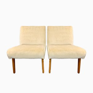 Vintage Lounge Chairs from Cintique, 1950s, Set of 2