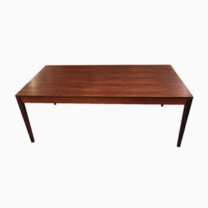 Diplomat Rosewood Dining Table by Finn Juhl for Cado, 1960s