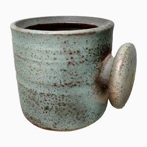 Recipiente holandés vintage de cerámica de Mobach