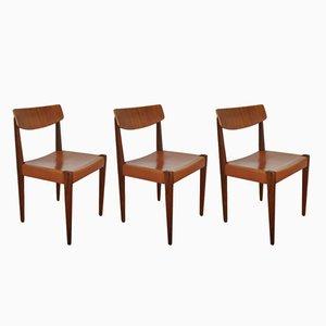 640L Stühle von Hanno von Gustedt für Thonet, 1960er, 3er Set