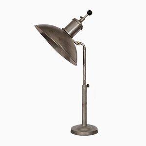 Large Czech Industrial Lamp, 1920s