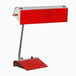 Lámpara de mesa vintage de Drupol, años 60