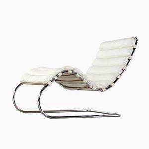 Chaise longue 241 LS di Ludwig Mies van der Rohe per Knoll International, anni '90