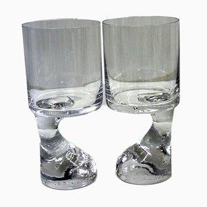 Bicchieri da Joe Colombo per Riedel, anni '60, set di 2