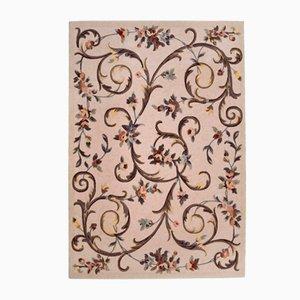 Modell Cordoba Teppich aus gewebter Jute & Wolle mit organischem Muster von My Carpet