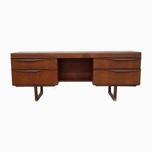 Mid-Century Danish Teak Vanity Table
