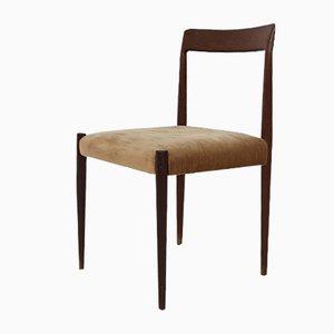 Vintage Stuhl von Lübke, 1950er