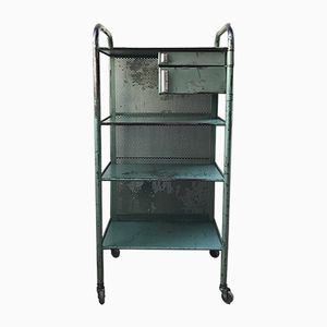 Vintage Industrial Shelves from Heliolithe, 1950s
