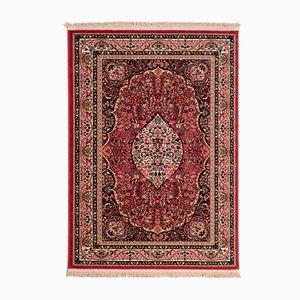 Tappeto modello Middle East 820 vintage in ordito di jersey di lana di My Carpet