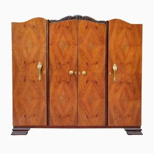 Art Deco Wardrobe, 1920s