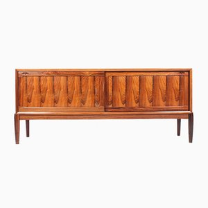 Danish Rosewood Sideboard by H.W. Klein for Bramin, 1960s