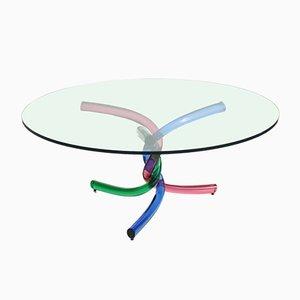 Table Basse en Verre Murano de Seguso, 1970s