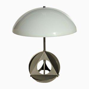 Lampe de Bureau Vintage par Bruno Munari, Italie, 1960s