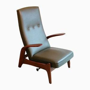 Rock and Rest Reclining Chair from Gimson & Slater, 1960s