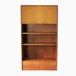 Freistehendes Mid-Century Bücherregal aus Teak von G-Plan, 1970er