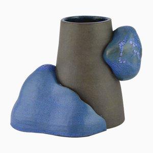 Lava Vase by Helena Lacy