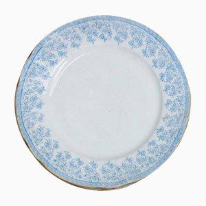 Französisches Vintage Geschirr aus Keramik von WM Guérin & Co, 6er Set