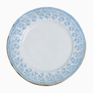 Set da tavola vintage di ceramica di WM Guérin & Co, Francia, set di 6