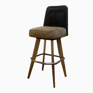 Vintage American Stool from Gasser Chair Co. Inc., 1989
