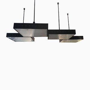 Lampade da soffitto vintage di Stilnovo, anni '50, set di 4