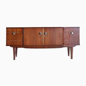 Vintage British Teak Sideboard from Stonehill, 1940s