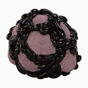Escultura Purple Rain Cloud de Tessa Eastman