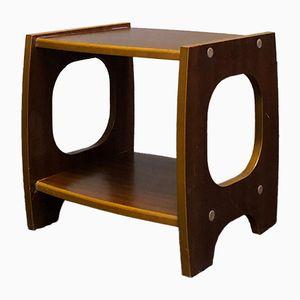 Tavolino Mid-Century in teak, anni '70