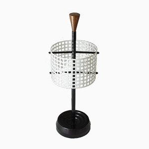 Mid-Century Metal Umbrella Stand