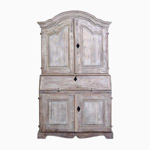 Antique Two-Part Secretaire