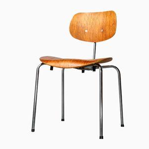 SE68 Chair von Egon Eiermann für Wilde+Spieth, 1980